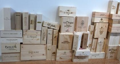 Amarone della Valpolicella, collections